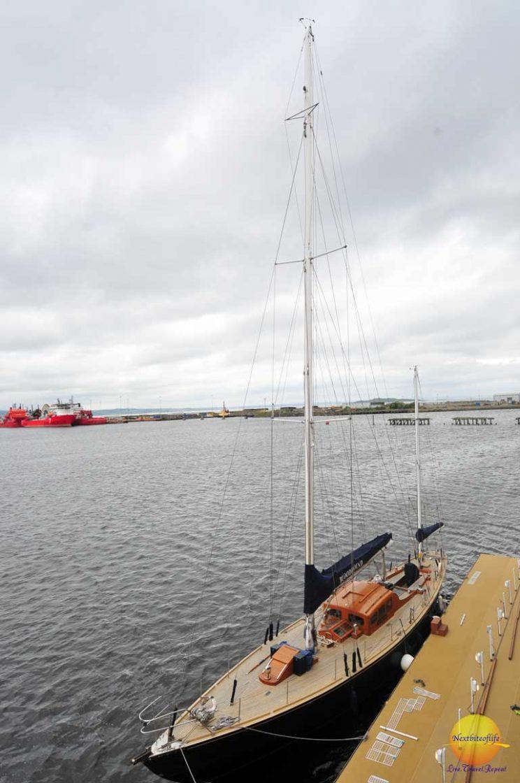 royal britannia sailboat