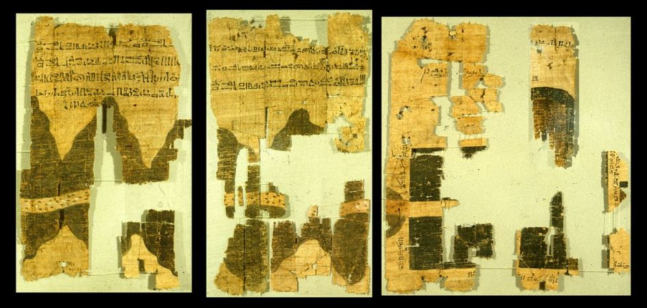 7 actually amazing museums in italy papyrus map