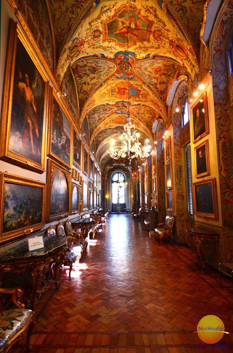 palazzo doria pamphili art gallery