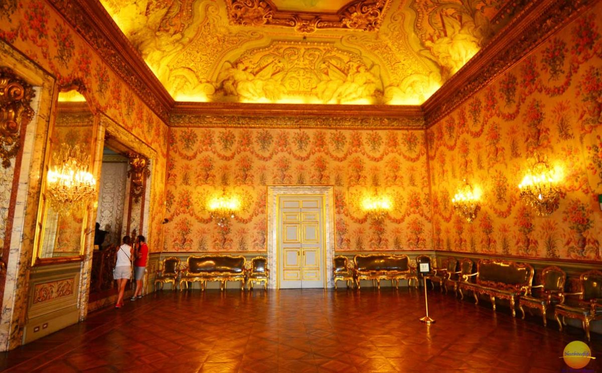ballroom palazzo doria pamphili