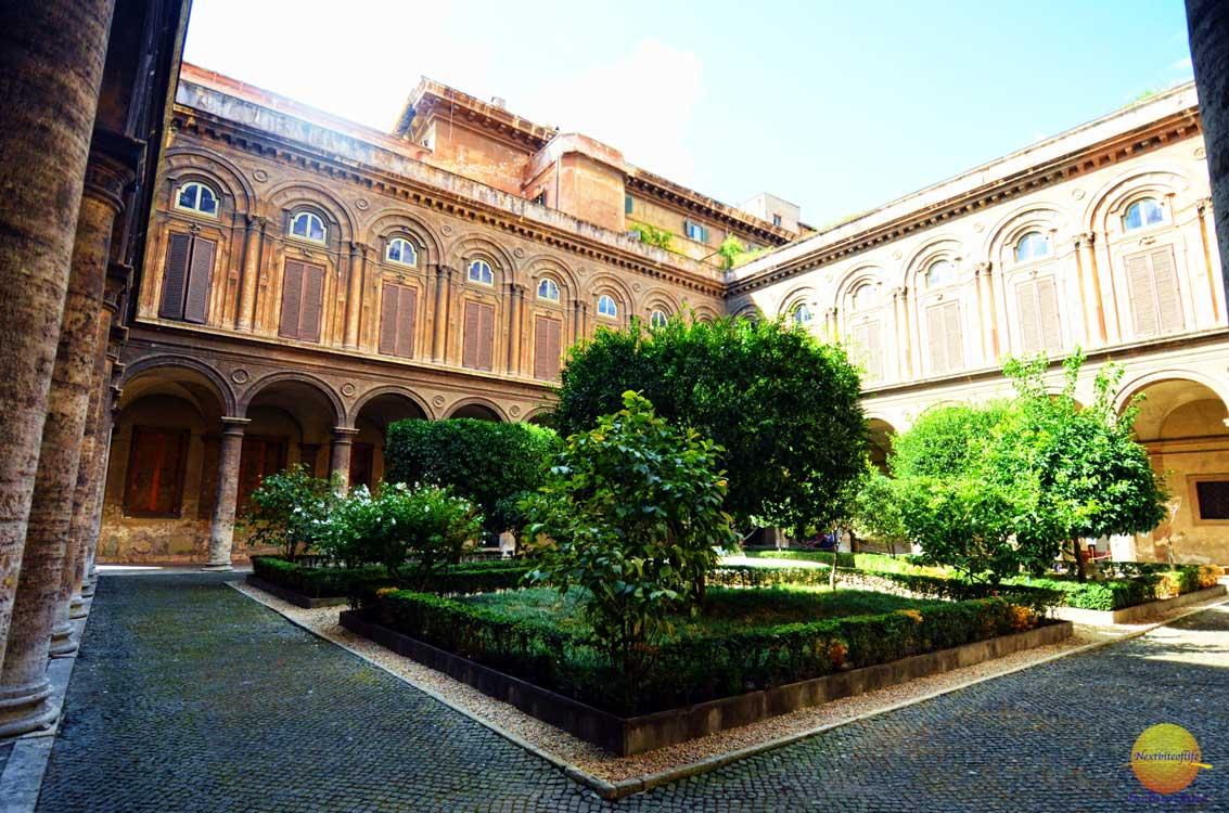 palazzo doria pamphilli