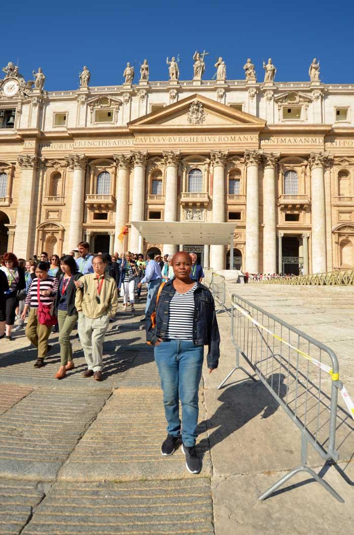 Vatican exterior