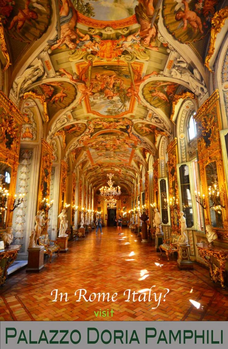 love palazzo doria pamphili pinterest #doriapamhilj #doriapamphilirome #palazzodoriapamphili #romepalace #romeguide #rome #italy