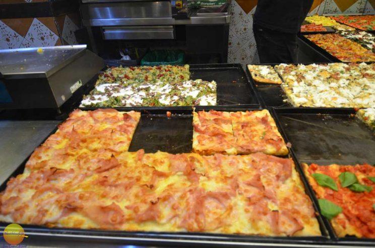 pizza al taglio rome italy