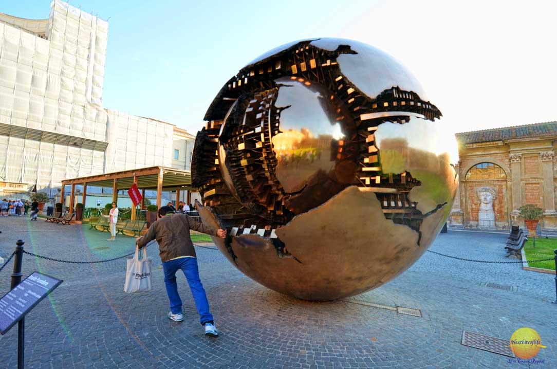 sphere vatican whirl