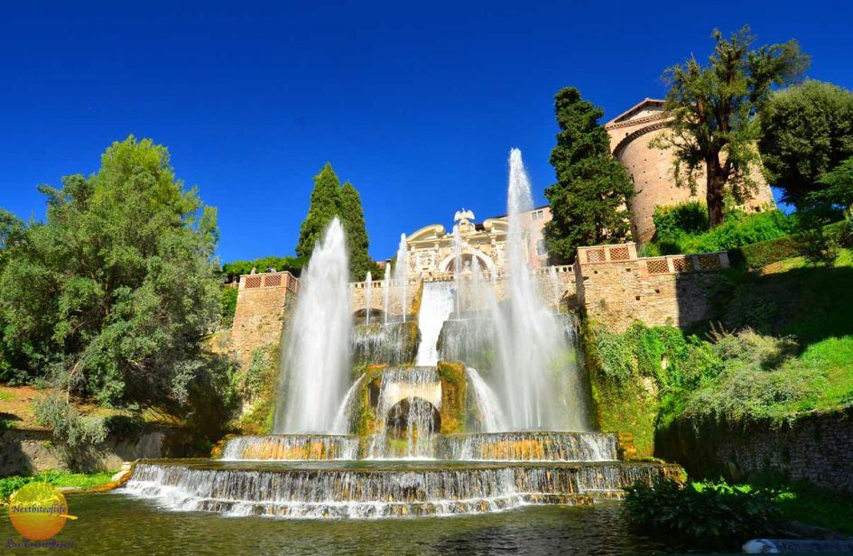 fountain of neptune villa d'este