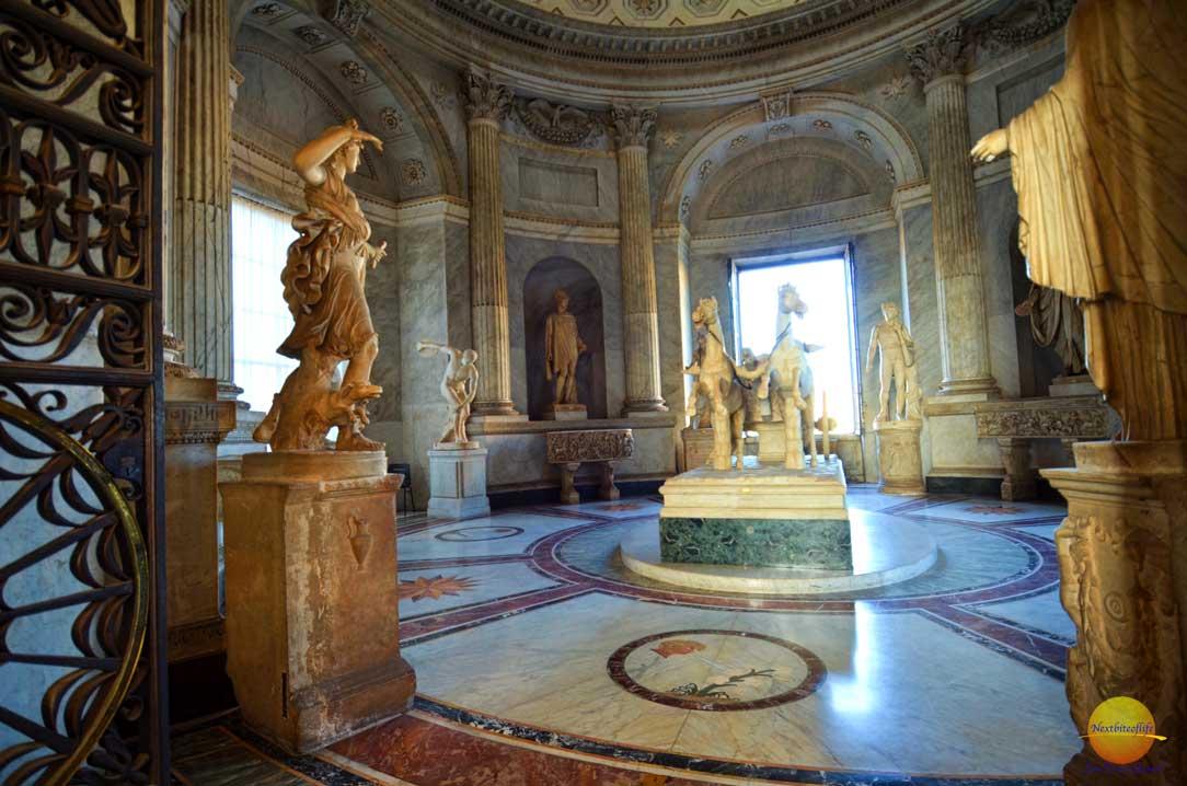 sala biga room vatican