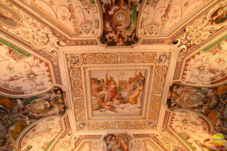 fresco villa d'este