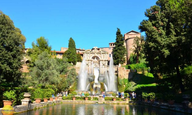 Day Trip From Rome To Tivoli – Amazing Villa d'Este