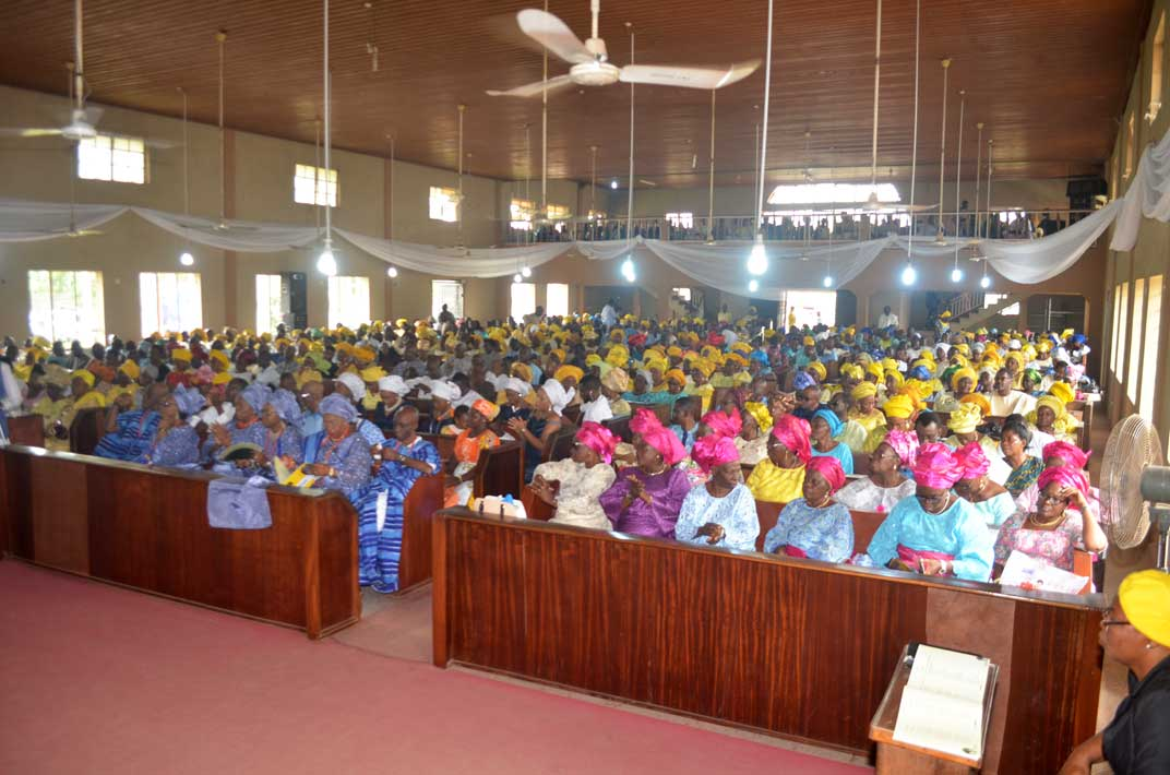 funeral church service in nigeria