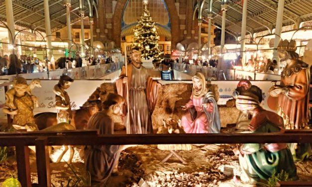 Christmas Greetings And Traditions Of Valencia Spain!
