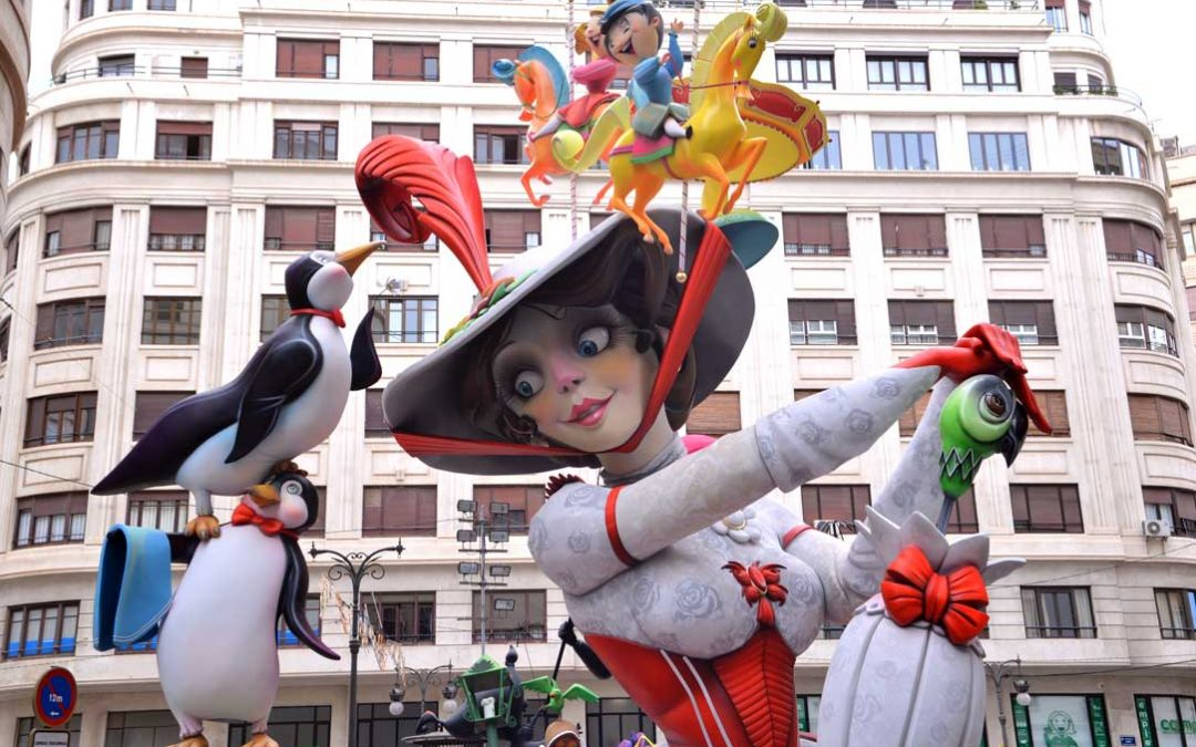 Fallas In Valencia Spain Experience (Images And History)