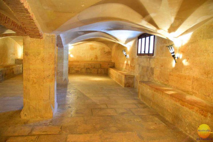 basement chapel silk exchange