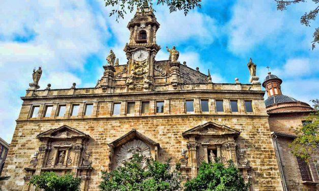 La Lonja Silk Exchange Valencia Spain Is Worthy