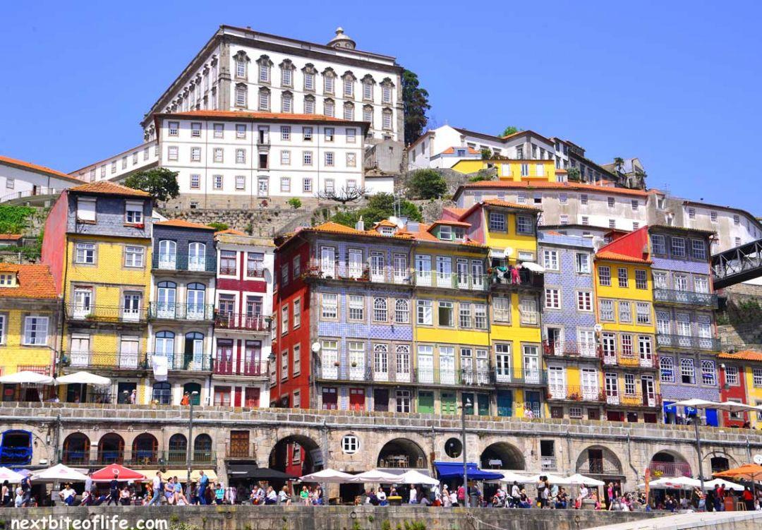 postcard from precious porto portugal