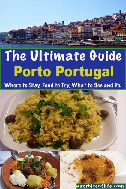 Porto Portugal Guide #porto #portoguide #portofood #portoitinerary #visitporto #mustdoporto