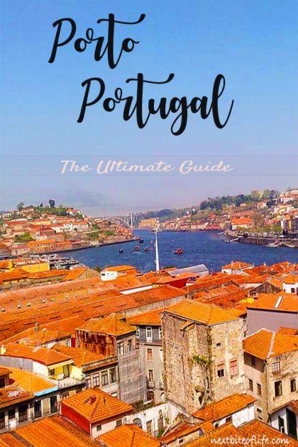 Porto Portugal guide #budgetporto #portoguide #visitporto #dourovalley #porttasting #dourorivercruise #portugal #visitportugal