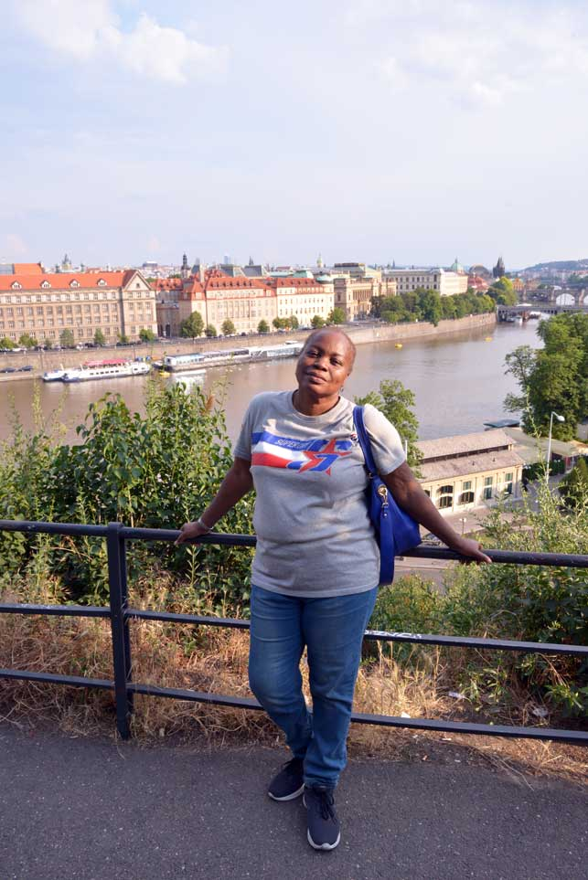 postcard from prague and differing opinions