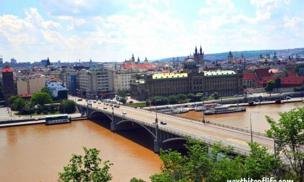 Postcard From Pretty Prague And Differing Opinions