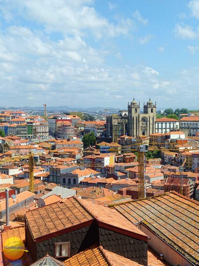 view from photo museum porto portugal #whattodoporto #portugal