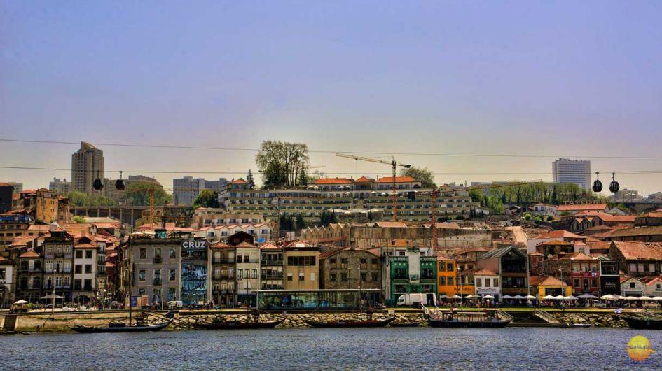 vila nova de gaia landscapte porto