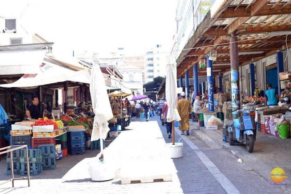 street market athens