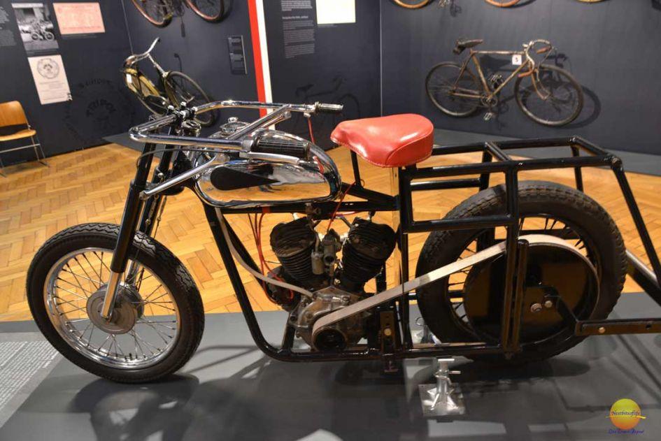 national museum prague motocycle