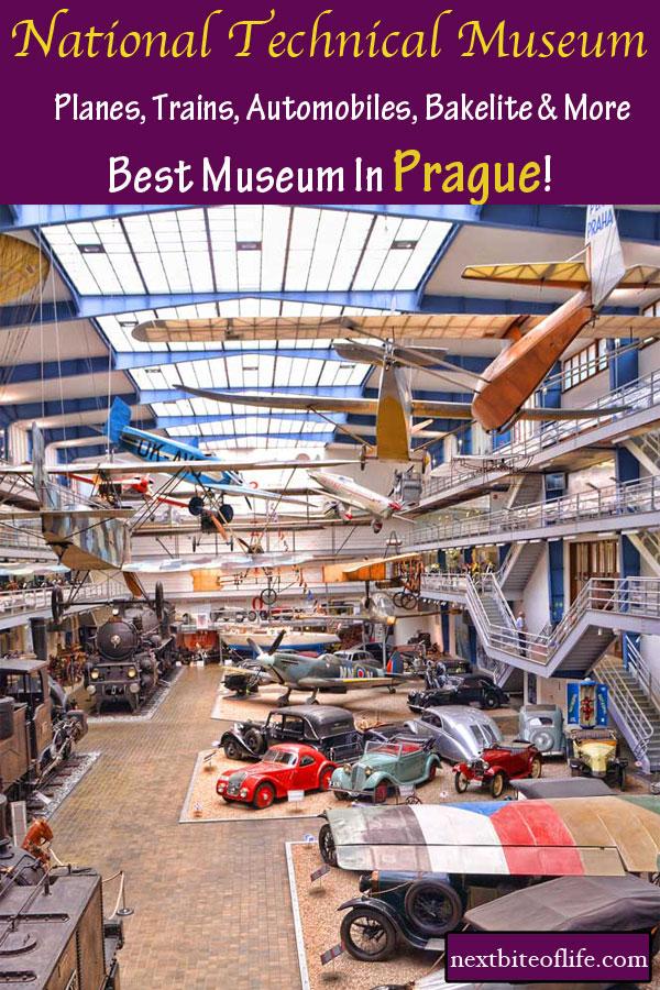 National Technical Museum Prague #Prague #Praha #narodnimuseum #muzeumtechnicke #bestmuseumprague #praguemuseums #nationaltechnicalmuseum