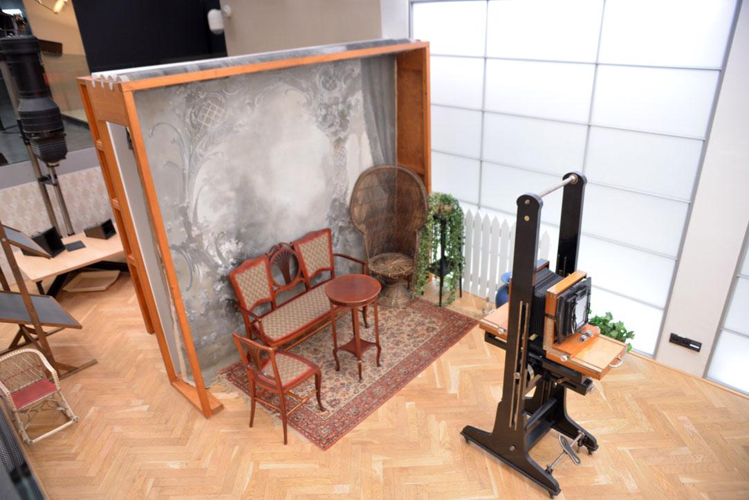 photo studio national technical museum