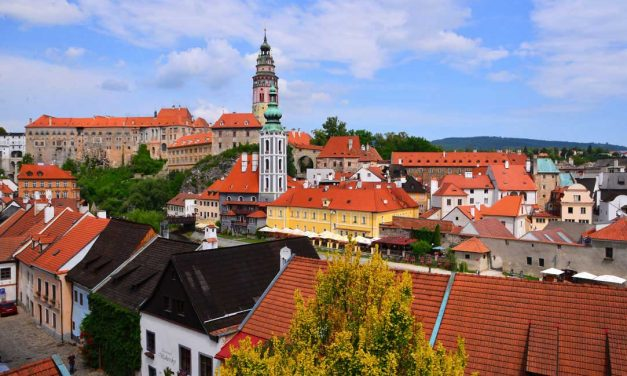 Cesky Krumlov Day Trip By Bus From Prague