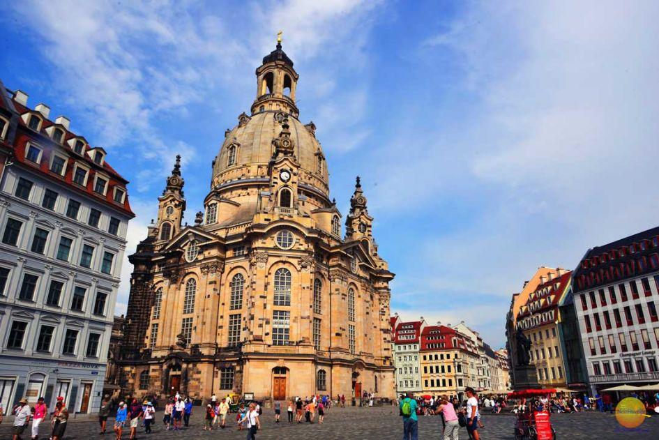 frauenkirche church dresden