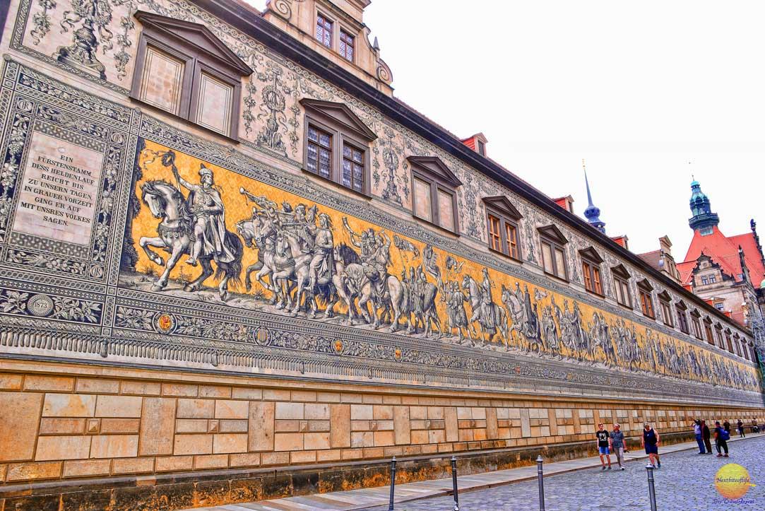 furstenburg dresden wall
