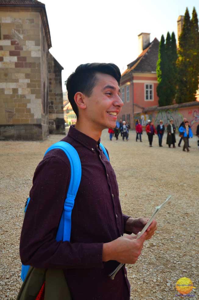 romanian guide in brasov
