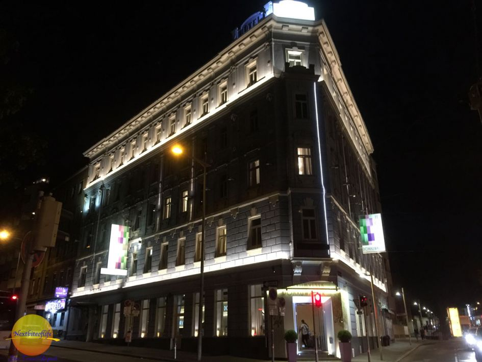 donalwauzer hotel vienna austria