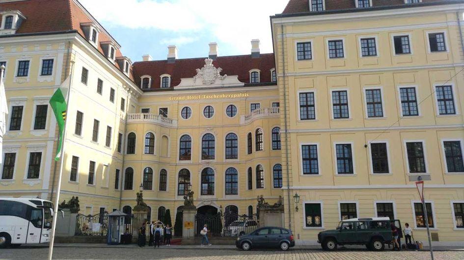 hotel in dresden germany