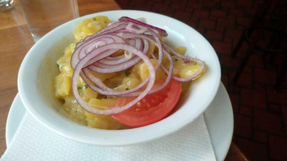 potato salad vienna