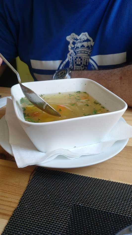 hearty soup vienna