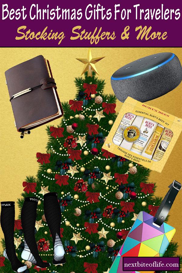 Christmas Gifts For Travelers #christmas #christmasgifts #travelergifts #christmaspresents
