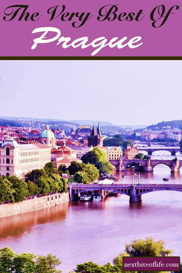 Prague Highlights of best things to do in Prague #Prague #czechrepublic #pragueguide #pragueitinerary #visitprague #praguefood