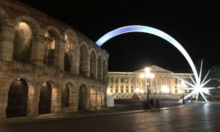 Warm Greetings From Cold Beautiful Verona Italy!
