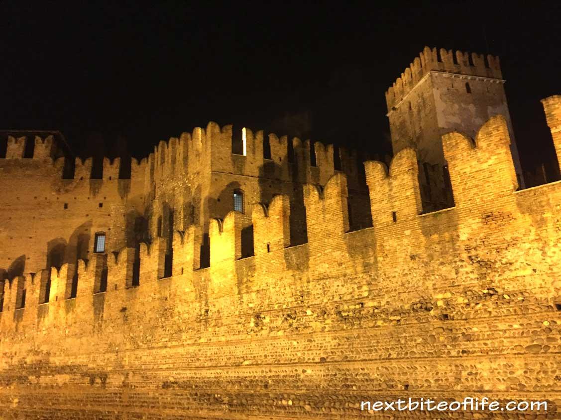 castle in verona italy