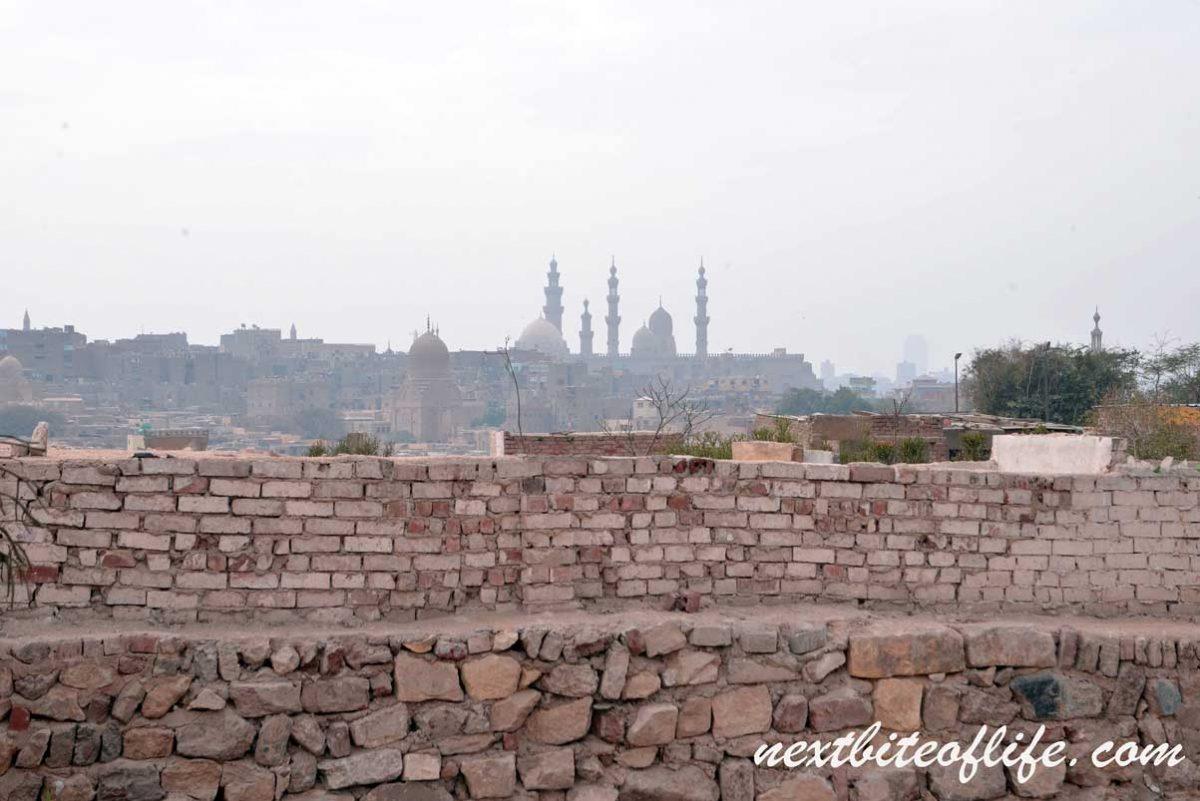 Cairo Citadel view