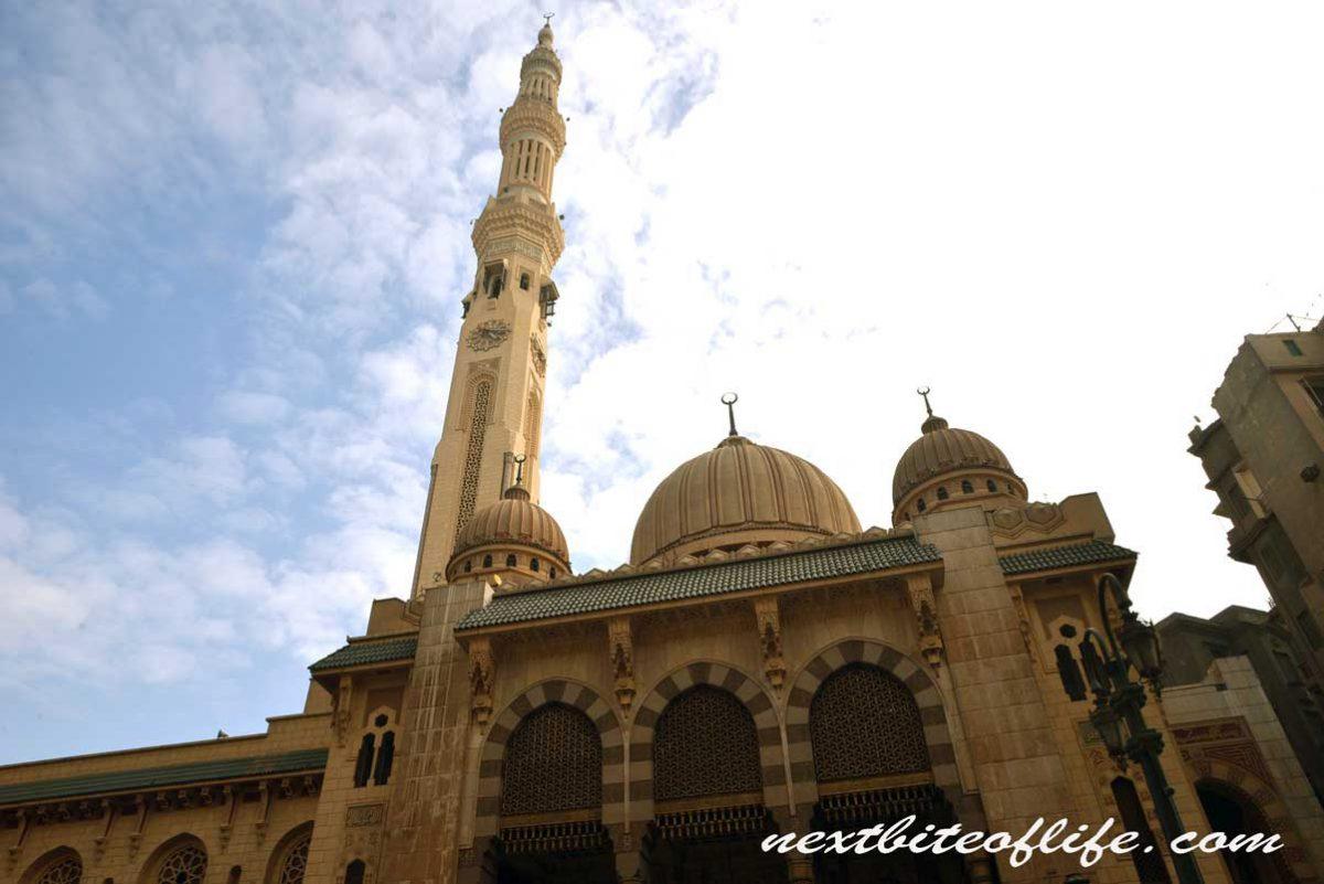 Cairo mosque Egypt