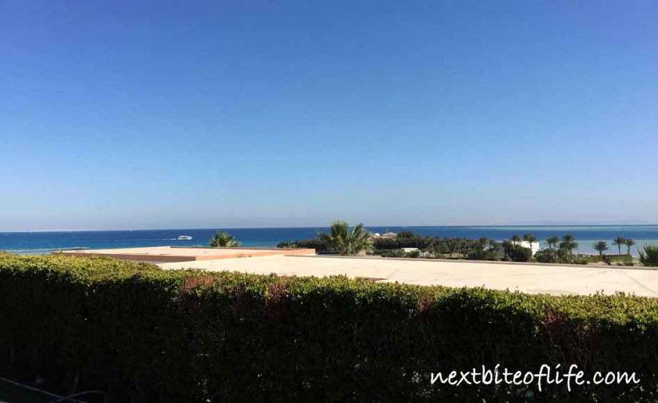 red sea view Hurghada in 24 hours in Cairo guide