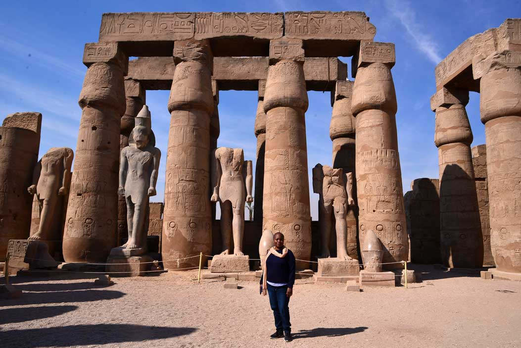 Luxor from Hurghada Egypt 2 days