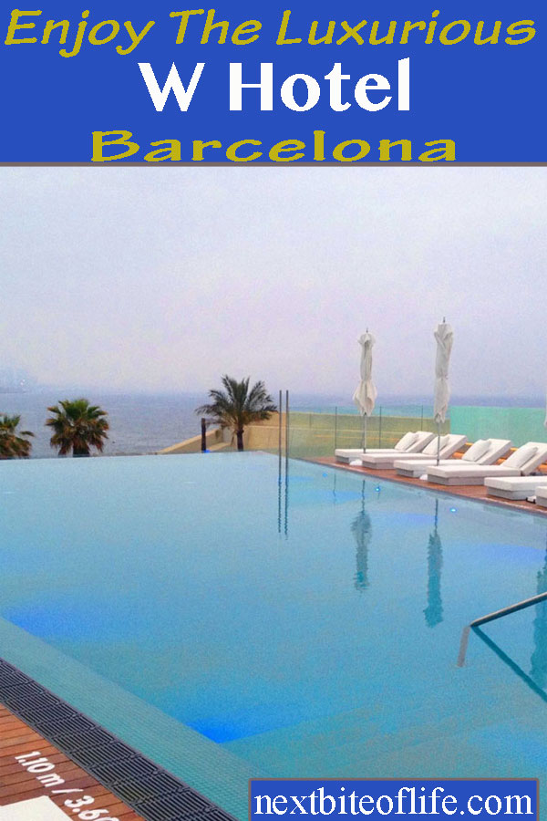 W hotel Barcelona #luxuryhotel #luxhotel #hotelinBarcelona #wbarcelona #barcelonahotel #barcelona #spain