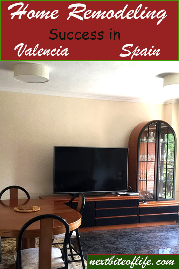 Home remodel in Valencia Spain #valencia #spain #homeremodel #flatremodel #valencialife #spain