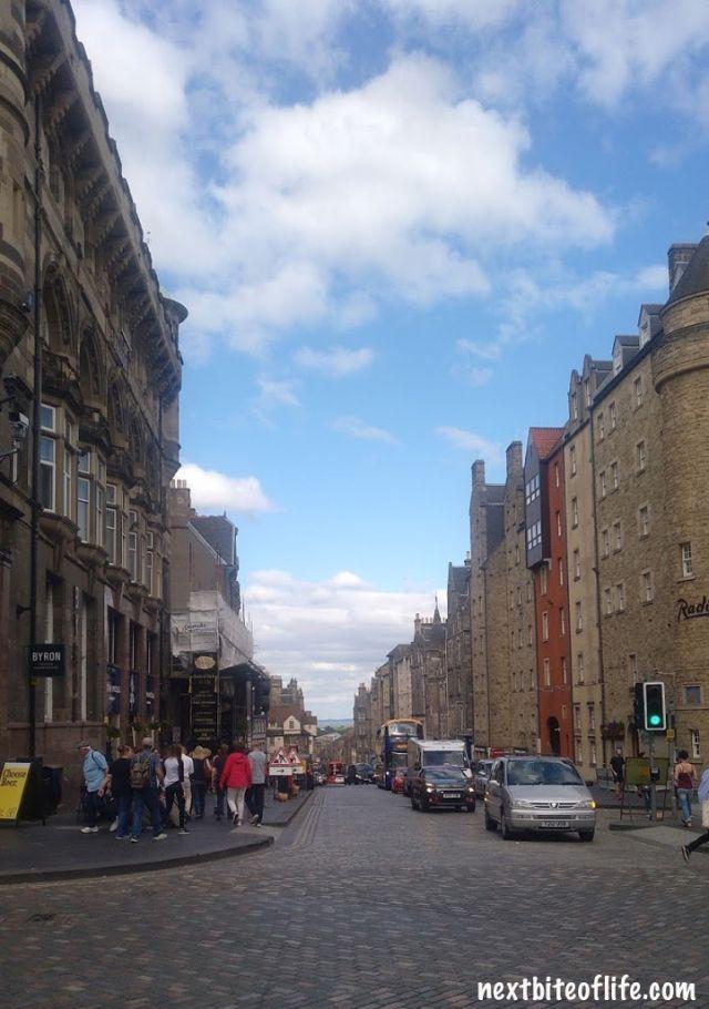 Royal Mile Edinburgh weekend visit guide