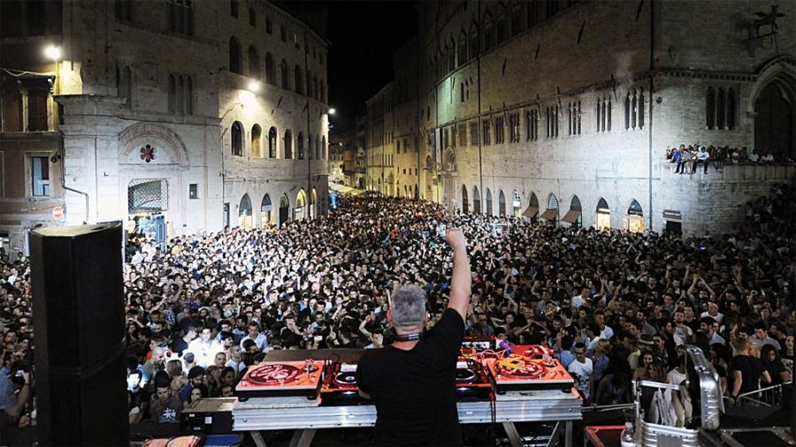 Umbria jazz fest in Perugia