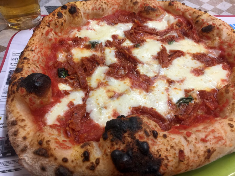 pizza in Perugia - 2 days in Perugia guide to the best